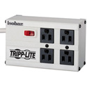 Tripp Lite IBAR4 4-Outlet All Metal Housing Isobar Surge Suppressor