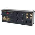 Tripp Lite ISOBAR6DBS 6 Outlet Surge with 2 RJ11 & 4 Coax