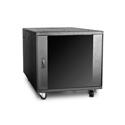 iStar WQ-990 9U 900mm Depth Ultimate Quiet Server Cabinet