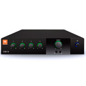 JBL CSM14 4 In / 1 Out Fanless Commercial Mixer with Euroblock Connectors