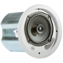 JBL CONTROL 16C/T Two-Way 165 mm Co-axial Ceiling Loudspeaker - White - Pair