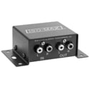 Jensen CI-2RR IsoMax Stereo Audio Isolator & Hum Eliminator