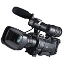JVC GY-HM850U ProHD Compact Shoulder Mount Camera with Fujinon 20x Lens