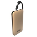Kanex K168-1121-GD GoPower Rechargeable Li-ion Battery - Gold  8000mAh