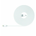 Kanex K8PIN9F Charge and Sync Cable with Lightning Connector 9.8FT (White)