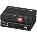 KanexPro SP-1X2SL18G UltraSlim 18G 4K HDMI 2-Port Distribution Amplifier