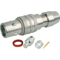 Kings Tri-Loc Female Cable End for Belden 1858A/9232