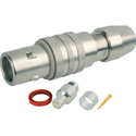 Kings Triax Tri-Loc Male Cable End for Belden 1858A/9232