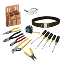 Klein Tools 80014 14-Piece Electrician Tool Kit