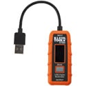 Klein Tools ET900 USB-A Digital Meter - 3 to 20V DC