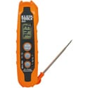 Klein Tools IR07 Dual IR/Probe Thermometer IR07 Digital Temperature Heat Display Readout