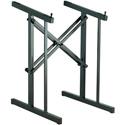 K&M 42040 Aluminum Mixer Stand - Black
