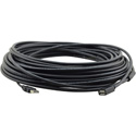 Kramer CA-UAM/UAF-25 USB 2.0 A Male TO A Female Active Extension Cable - 25 Foot