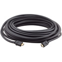 Kramer CP-HM/HM/ETH-50 HDMI to HDMI Plenum Cable with Ethernet - 50ft