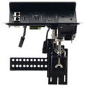 Kramer TBUS-203xl(B) Pop-Up Table Mount Multi-Connection Solution - Black