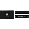 Kramer TP-580RD 4K60 4:2:0 DVI HDCP 2.2 Receiver with RS-232 & IR Over Long-Reach HDBaseT
