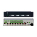 Kramer VP-161XL 16 x 1 VGA/XGA and Balanced Stereo Audio Switcher 400MHz 2RU