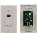 Kramer WP-571 Active Wall Plate - HDMI over Twisted Pair Transmitter