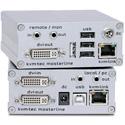 kvm-tec MVX1 Masterline Extender Single - Local/Remote Kit Copper