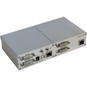 kvm-tec 6702L MVX2L Masterline Extender Dual Local Unit