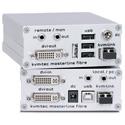 kvm-tec MVX1-F Masterline Extender Single Fiber - Local/Remote Kit