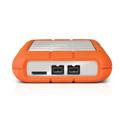 LaCie STEV2000400 Rugged Thunderbolt 2 TB 2.5 Inch External Hard Drive - USB 3.0