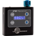 Lectrosonics IFBR1B-A1 UHF Multi-Frequency Belt-Pack IFB Receiver - 470.100 - 537.575 Mhz - (No Charger)