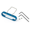 Lectrosonic SMDWBBC Wire Belt Clip for Dual Battery Transmitter - Antenna Up or Down