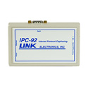 Link Electronics IPC-92 Ethernet to Serial Converter IP Caption Connection