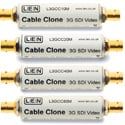 LEN L3GCC10M 3G SDI Cable Clone to Match to 10 Meters of Belden 1694A
