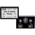 LEN LAMR01 AES MADI ASI Relay