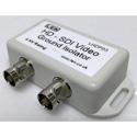 LEN LHDF03 HD-SDI Video Ground Isolator 4000 Volt - 4kV Breakdown - B-Stock (Repaired/No Original Packaging)