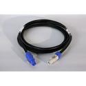 LEX PE700J-25-PCN 12/3 SJ powerCON Extensions - 25 Foot