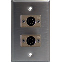 Lightronics CP521 Unity Architectural Wall Plate