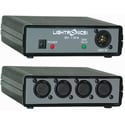 Lightronics IDP104 DMX Opto-isolation and Distribution Console