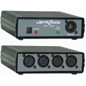Lightronics IDP104 DMX Opto-isolation and Distribution Console