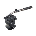 Libec RH25D Head with PH-6B Pan Handle