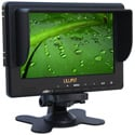 Lilliput 667GL-70NP/H/Y 7 Inch LED Field Monitor with HDMI Component and Composite