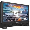 Lilliput BM150-4K-ABBP 15.6 Inch 4K Broadcast Director Monitor with SDI/HDMI/VGA/DVI Inputs - Anton Bauer Plate