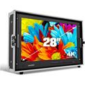 Lilliput BM280-4K 28 Inch Carry-on 4K (10 bit) Directors Monitor