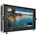Lilliput BM280-4KS-VBP 4K Broadcast Director Monitor with HDR - 3D-LUT - Color space and Peaking Functions