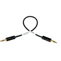 Sescom LN2MIC-PCDM50 DSLR Cable 3.5mm TRS Line to 3.5mm TRS Mic 35dB Attenuation for Sony PCM-D50 - 9 Inch
