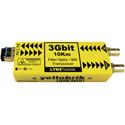 LYNX Technik Yellobrik OTR 1810 LC - SD/HD/3G - SDI / Fiber Transceiver