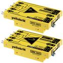 LYNX Technik OTR 1A41 Yellobrik 8K Fiber Transmission System with 4 12G/6G/3G/HD/SD-SDI Channels