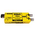 Yellobrik OTX 1812 SC - 3Gbit SDI to Fiber Optic Transmitter with looped SDI input - 10km - 1310nm with Fiber SC Conn.