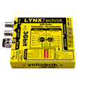 LYNX Technik Yellobrik PDM 1284 D AES Audio Embedder/De-embedder (Balanced AES)