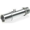 Atlas LO-2BE Ebony Lock-On Microphone Stand Adapter