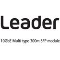 Leader LC2144 10GbE Multi Type 300m SFP Module for LV5600/LV7600/LT4610/LT4611