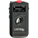 Listen Technologies LK-1 ListenTALK Assistive Listening & Intercom Transceiver - Rechargeable Li-ion Battery