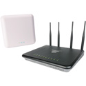 Luxul WS-250 AC3100 Whole Home Wi-Fi System (XWR-3150 plus XAP1510 Bundle)